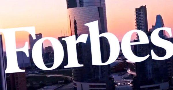Quattro laureati unipv nella classifica Forbes degli under 30 più influenti