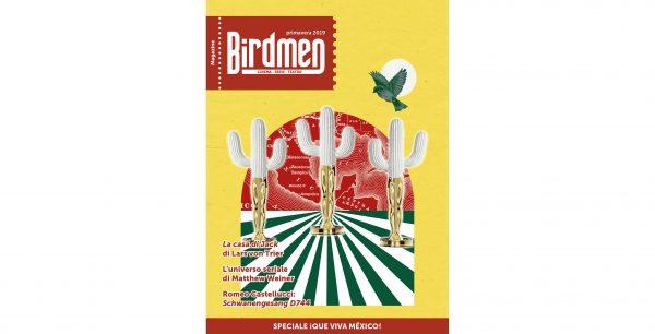 Uscito sesto numero «Birdmen Magazine»