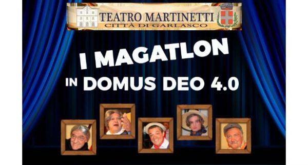 """11 maggio - I Magatlon in """"Domus Deo 4.0"""""""