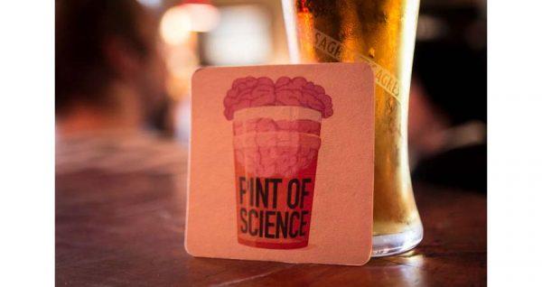 Dal 20 al 22 maggio – Pint of Science 2019