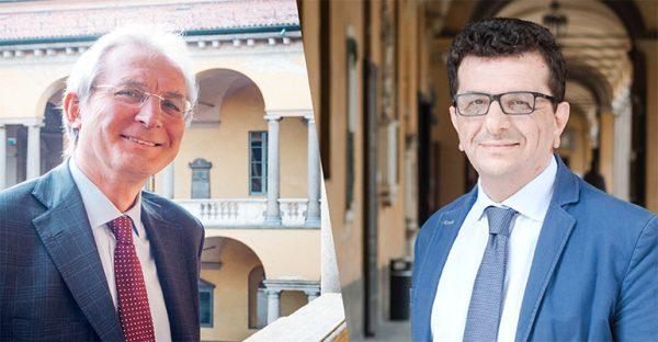 Roberto Bottinelli e Francesco Svelto sono i candidati Rettore dell'Università di Pavia (tutti gli appuntamenti)