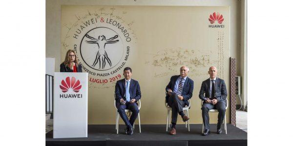 """Nasce il """"Microelectronics Innovation Lab"""" realizzato in collaborazione tra Huawei e UniPV"""