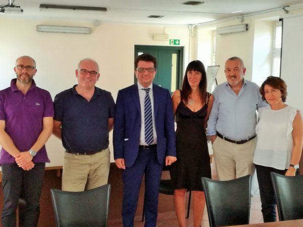 Prof. Kevin Mac Gabhann della Business School dell'Università di Strasburgo in visita all'UniPV
