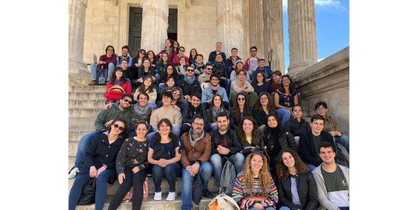 La Provenza greco-romana (27 aprile - 1 maggio 2019): il viaggio degli studenti UniPV