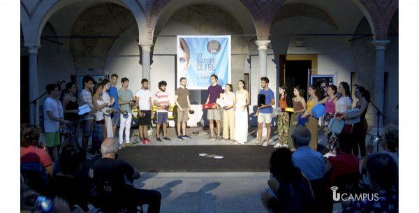 Università di Pavia e Fraschini: gli studenti della Scuola di Teatro al Broletto (Video)