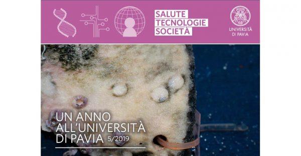 """Pubblicato il booklet """"Un anno all'Università di Pavia 2019"""""""