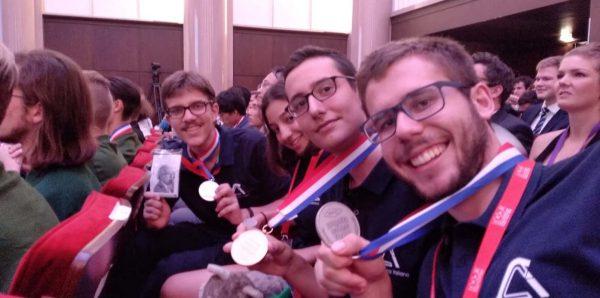 Olimpiadi di Chimica: ottimi risultati per la squadra italiana allenata da UniPV