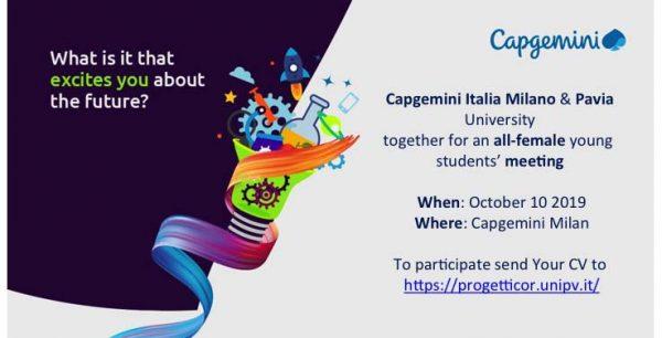 10 ottobre - Women Innovation Lab