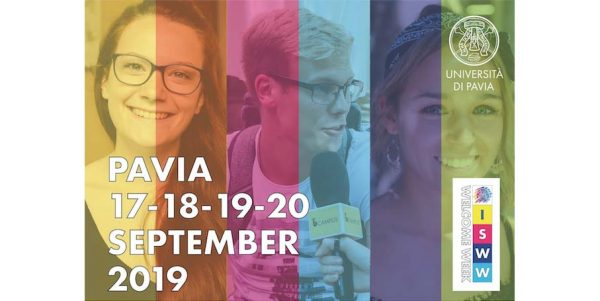 Dal 17 al 20 settembre – International Students Welcome Week
