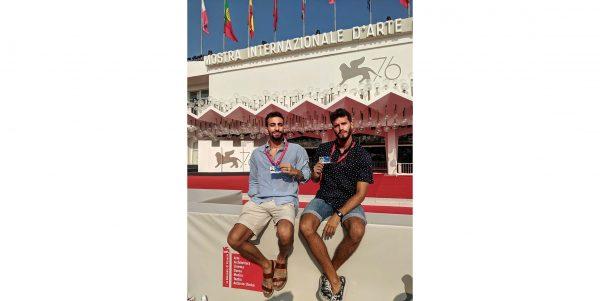 Due studenti UniPV alla Mostra del Cinema di Venezia