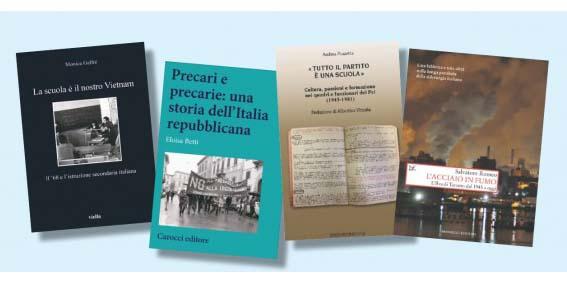 14 novembre - Sui banchi e nelle officine scuola, lavoro e politica nell'Italia repubblicana