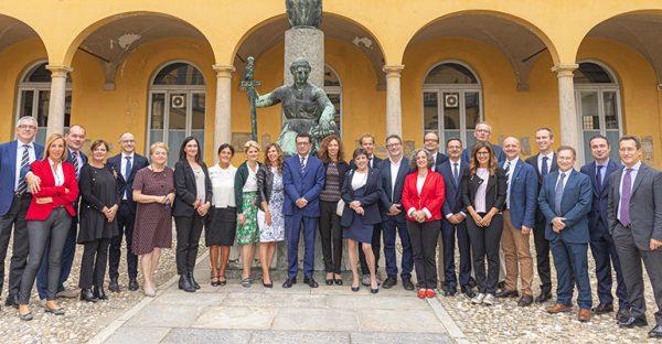 Inizia il mandato del Rettore Francesco Svelto. L'incontro con la stampa (Video)