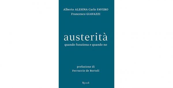 """24 ottobre – Presentazione del libro """"Austerità"""""""