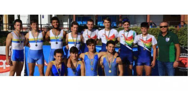 Insubria Cup e Campionato italiano di fondo: medaglie per il CUS Pavia!