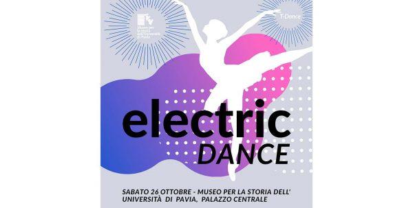 26 ottobre – Electric Dance: la musa Tersicore nel mondo dell'elettricità al Museo per la Storia