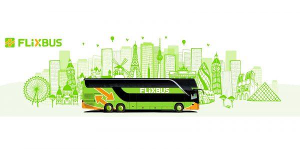 Convenzione UniPV – Flixbus: nuova landing page per i codici sconto