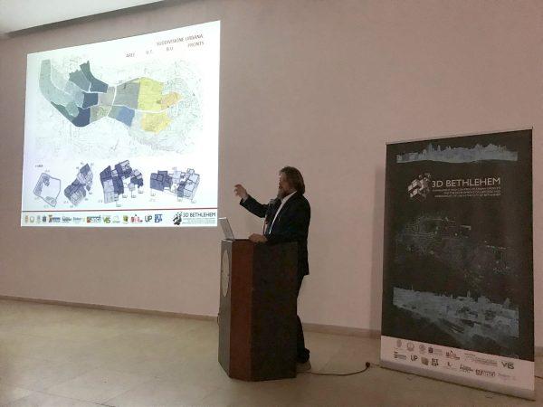 """Presentato primo anno di lavoro del progetto """"3D Bethlehem"""""""