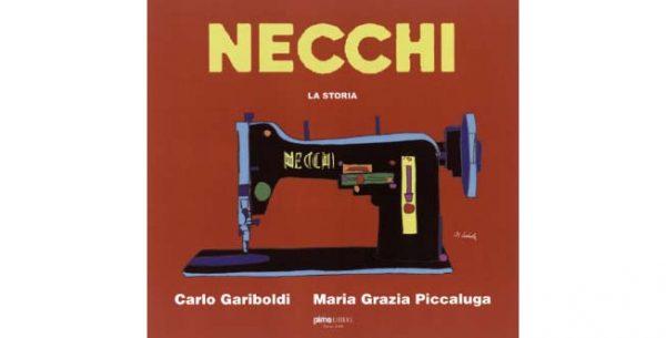 """6 dicembre - Presentazione libro """"Necchi. La storia"""""""