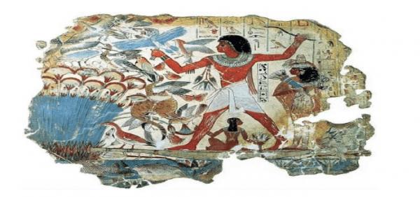 14 ottobre - Le origini della civiltà faraonica l'Egitto un dono del Nilo?