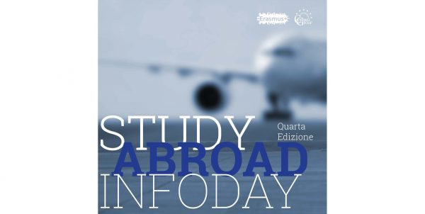 3 dicembre - Study Abroad Infoday