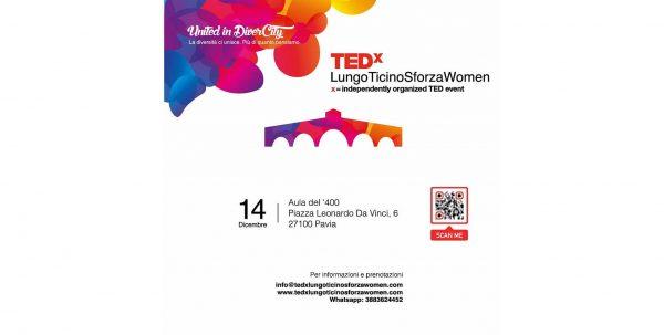 14 dicembre – TEDx LungoTicinoSforzaWomen