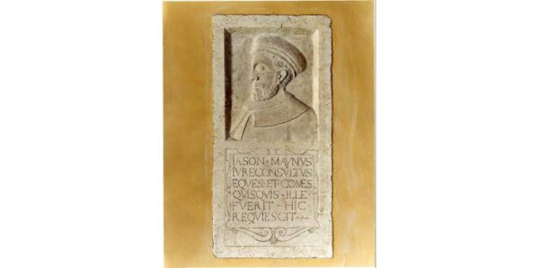 10 e 11 ottobre - Giasone del Maino (1435-1519). Diritto, politica, letteratura nell'esperienza di un giurista rinascimentale