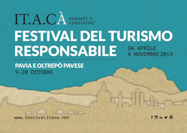 Dal 9 al 20 ottobre – Festival IT.A.CÀ Pavia e Oltrepò