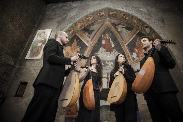 8 novembre – Quattro liuti in concerto ricordando Sant'Agostino