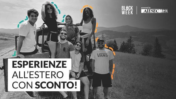 22 novembre – Black Week AIESEC