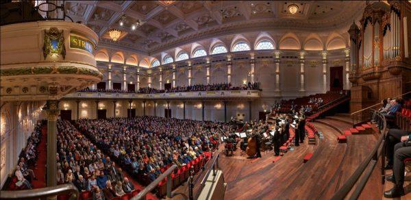 16 novembre - Coro e Orchestra Ghislieri tornano al Concertgebouw di Amsterdam