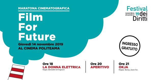 14 novembre - #FilmForFuture