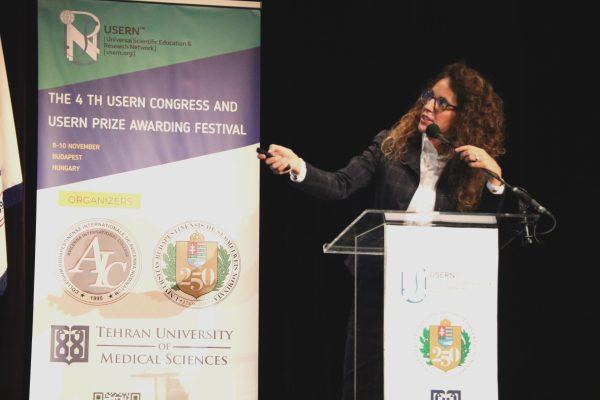 Alla prof. Giulia Grancini il Premio Internazionale Universal Scientific Education and Research Network (USERN) 2019 in Physical and Chemical Science