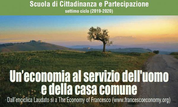 23 novembre - Un'economia al servizio dell'uomo e della casa comune