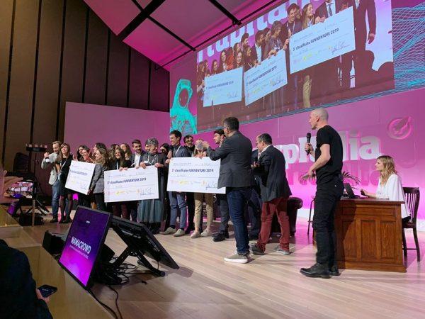 I vincitori di Univenture 2019: premiate le startup con le idee più innovative