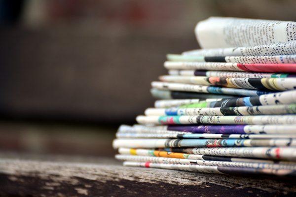 Nuova veste per la rassegna stampa UniPV