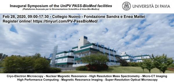 28 febbraio – Inaugurazione Piattaforma Avanzata di Strumentazione Scientifica