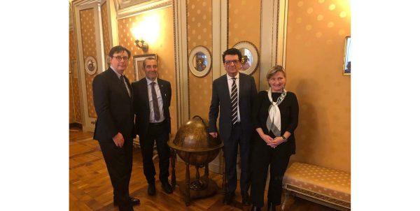 Nasce MEET: grazie all'incontro di quattro prestigiosi Atenei, una formazione medica all'altezza delle nuove tecnologie