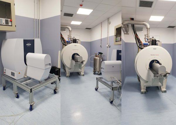 27 febbraio - Inaugurazione della nuova facility di Imaging a Risonanza Magnetica e Micro Tomografia a raggi X per ricerca preclinica