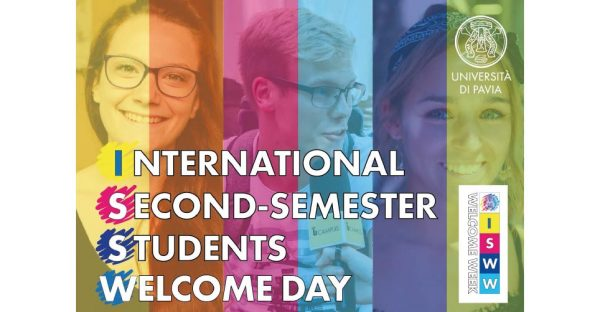 20 febbraio - International Students Welcome Day