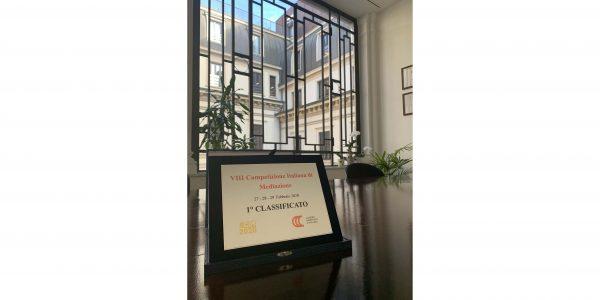 Unipv prende parte alla Competizione Italiana di Mediazione
