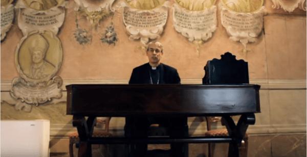 Messaggio di Mons. Sanguineti alla Comunità Accademica UniPV (Video)