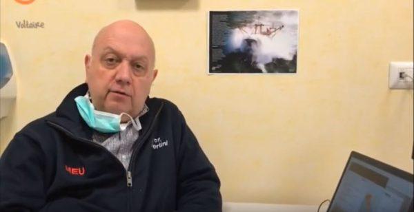 Approccio con ultrasuoni al paziente COVID-19 (Video)