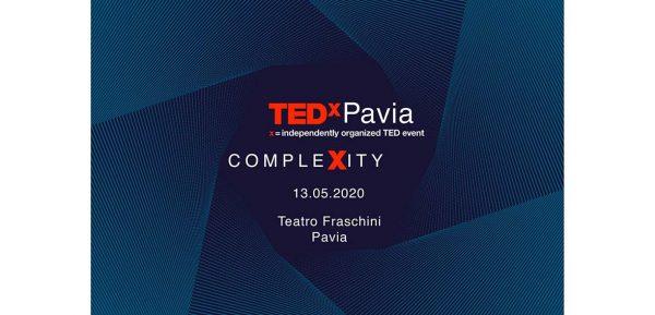 13 maggio – TEDxPavia