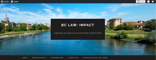 Una studentessa UNIPV racconta l'esperienza del lockdown per il Boston College