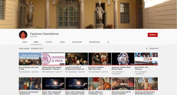 Canale Youtube della Pastorale Universitaria: i nuovi video della settimana