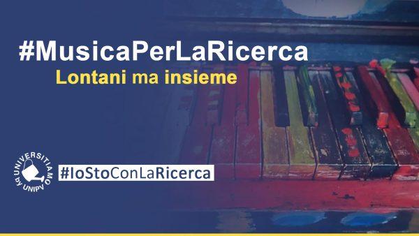 Parte il progetto #MusicaPerLaRicerca