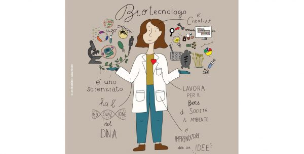 29 maggio - Alla scoperta della professione biotecnologo