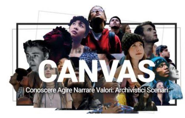 28 e 29 maggio - CANVAS Conoscere Agire Narrare Valori: Archivistici Scenari – Home Edition