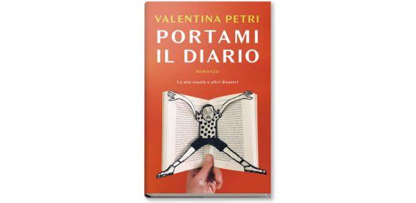"""27 maggio - Presentazione del libro di Valentina Petri """"Portami il diario"""""""