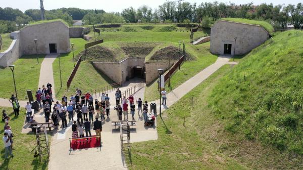 Il Dip. di Ingegneria civile e Architettura Unipv presenta i risultati del primo anno di ricerca e documentazione sulle mura cittadine di Verona
